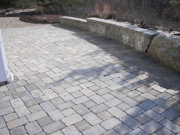 Lovely Brown Stone Patio, Millstone Patio, Patio Pavers Millstone