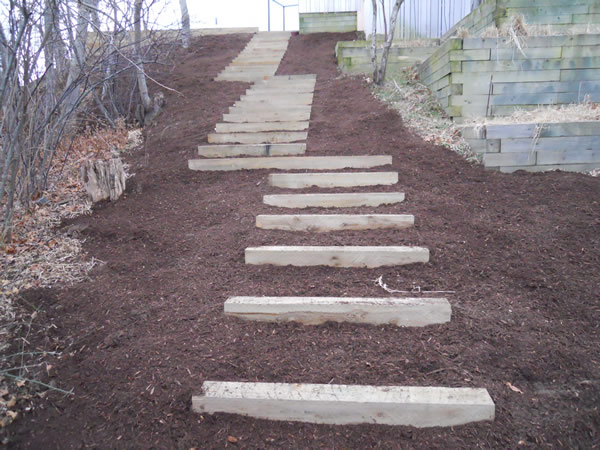 Recycled Plastic Landscaping Timbers : Home depot landscape timbers best design and